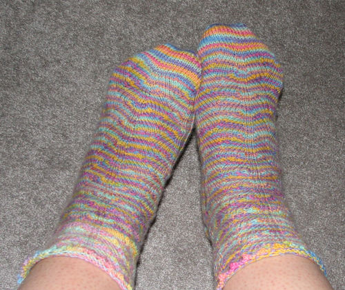 Wyvern Socks